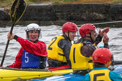Canoe Polo Beginner and Intermediate Sessions Summer 2018 @ Pinkston Watersports | Scotland | United Kingdom